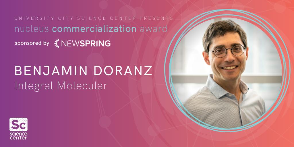 Benjamin Doranz Nucleus Award