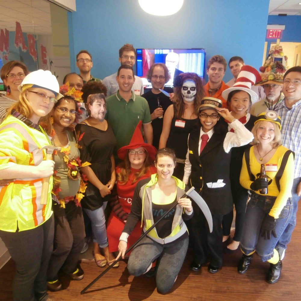 Integral Employee Halloween Party